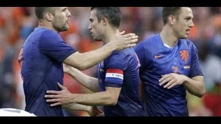 Highlights Netherlands - Ghana 1-0 friendly 31-05-2014