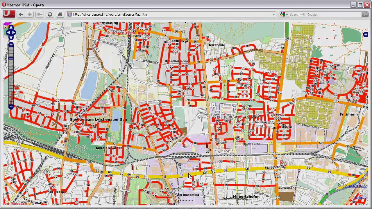 Osm Tutorial No 04 Visualisieren Von
