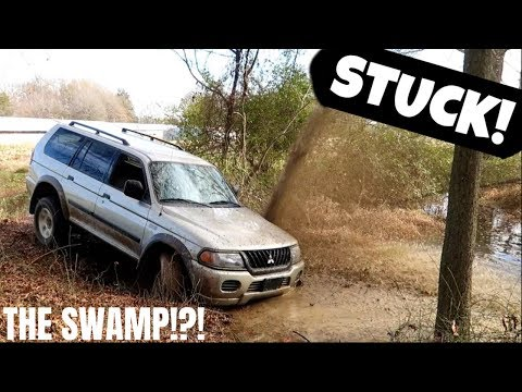 I GOT STUCK IN THE SWAMP! BAD IDEA!?