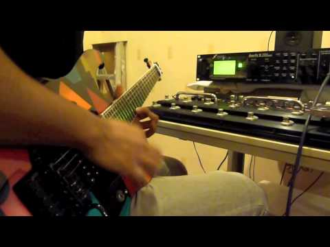 Defying Gravity (Wicked) - Rock Guitar Cover by Ashraf Maniam (HD)