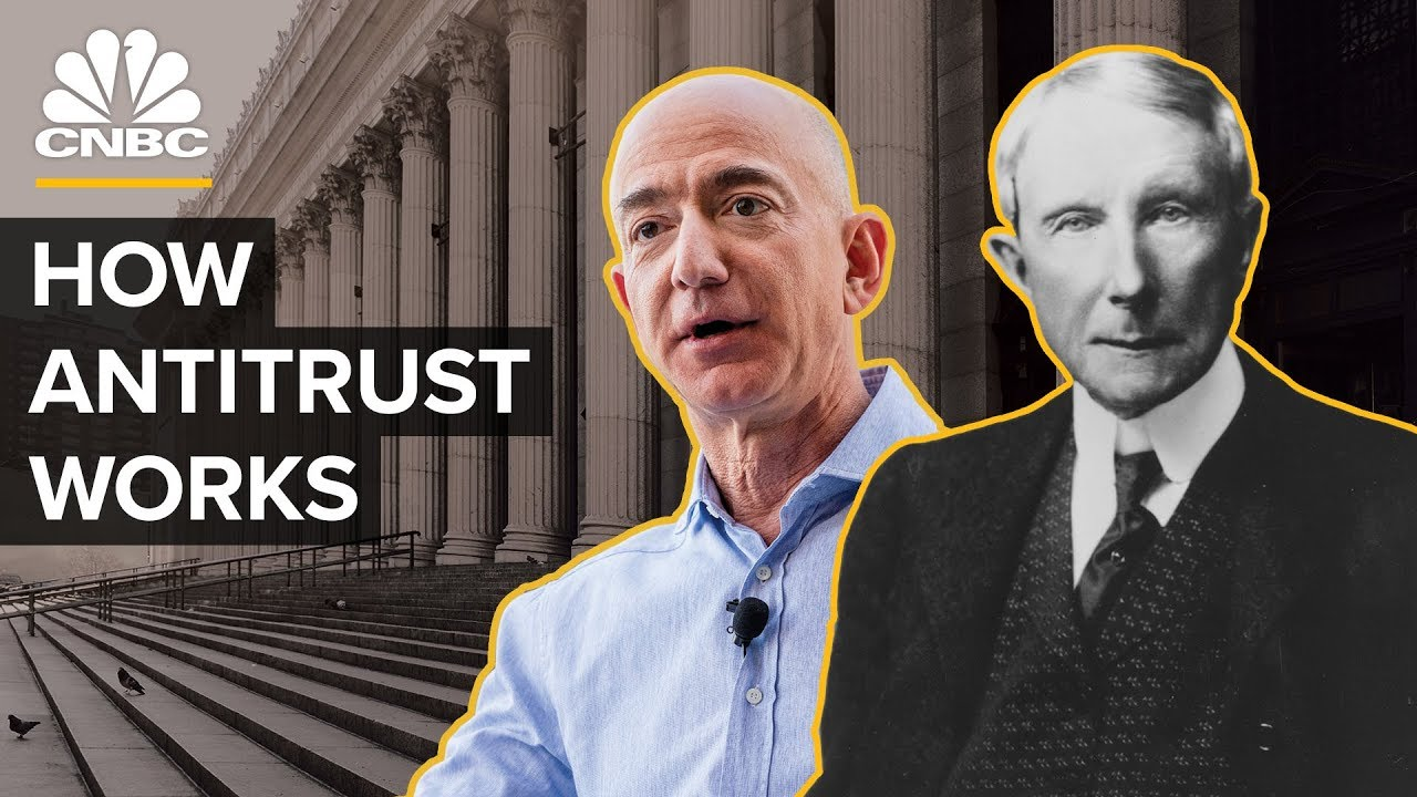 Download Google, Facebook, Amazon And The Future Of Antitrust Laws