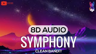 Download Clean Bandit - Symphony (feat. Zara Larsson) 8D | Bass Boosted 🎧