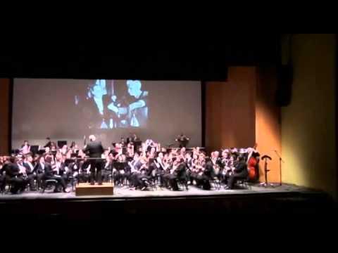 Charles Chaplin (M. Peeters) - Banda Círculo Católico de Torrent
