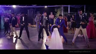 hansel & Sweeny. wedding Flash Mob - wedding films in goa