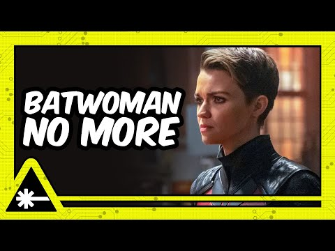 What's The Real Reason Ruby Rose Left Batwoman!?  (Nerdist News W/ Dan Casey)