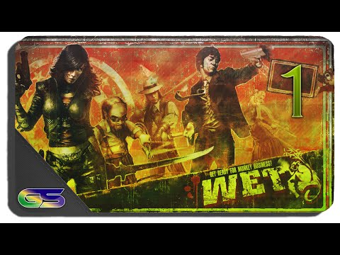 WET (PS3) Gameplay Walkthrough Part 1 No Commentary