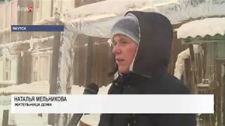 Многоквартийный дом в Якутске тонет в фекальных водах