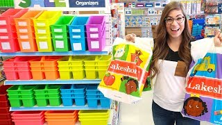 BACK TO SCHOOL HAUL - Lakeshore Learning | Educational Products, Supplies, and Decor