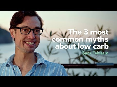 [Preview] The three most common myths about low carb