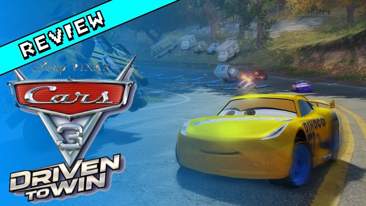 Cars 3 Driven To Win Review Nintendo Switch