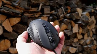 Czy to najlepsza myszka za około 160zł? Modecom GMX5 BEAST!