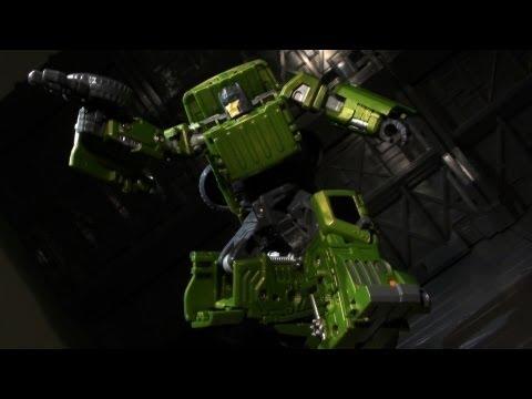 ToyWorld TW-T01 Grind Rod - Vangelus Review 179-A