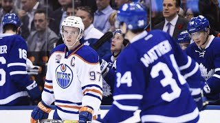 Will McDavid be criticized for contract?