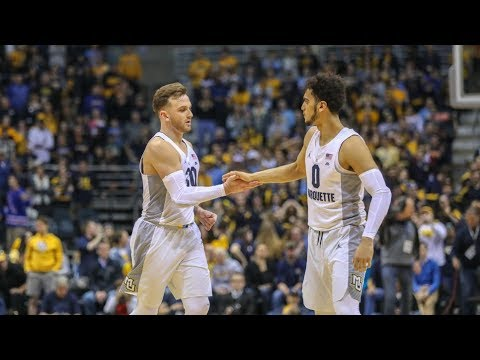 2017-18 Marquette Basketball Official Season Highlight Video