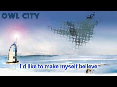 Owl City  Fireflies Karaoke Version