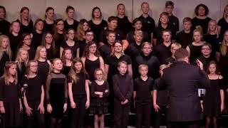 7th & 8th Band & Choir Fall 2019