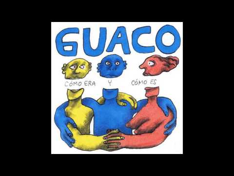 Pastelero - Guaco Cómo era y Cómo es 1999