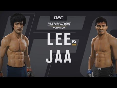 EA SPORTS UFC 2 Bruce Lee V Tony Jaa