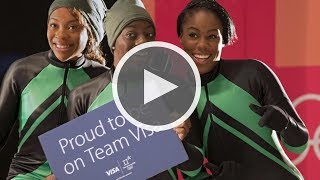 Visa sponsors Nigerian Womens Bobsled Team to 2018 Winter OlympicsNVS NewsNews Entertaiment