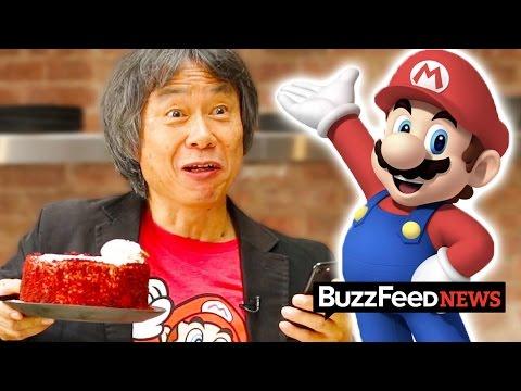 The Creator Of Mario Plays Super Mario Run