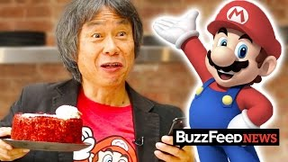 The Creator Of Mario Plays Super Mario Run