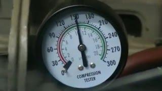 Как замерить компрессию в цилиндрах. ваз 2106