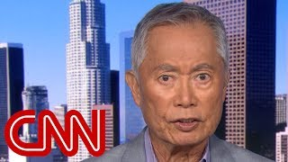 George Takei: Donald Trump's immigration rhetoric is 'grotesque'