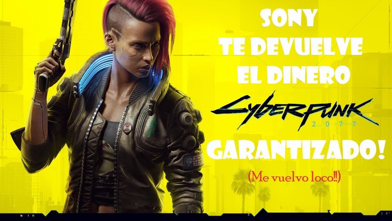Cyberpunk 2977 - Playstation te asegura el reembolso y retira el juego de sus tiendas!
