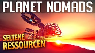 PLANET NOMADS #011 | Seltene Ressourcen | Gameplay German Deutsch thumbnail