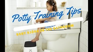 Potty Training Tips and Gear for Toddlers