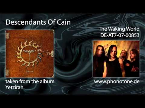 Descendants Of Cain - The Waking World