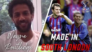 Wayne Routledge | Made in south London
