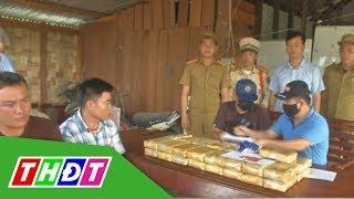 Bắt đối tượng vận chuyển 200.000 viên ma túy tổng hợp | THDT