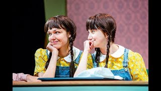 Jacqueline Wilson's Double Act at Polka Theatre