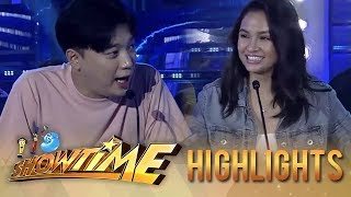 It's Showtime PUROKatatawanan: Ryan jokes about the artist who always gets colds
