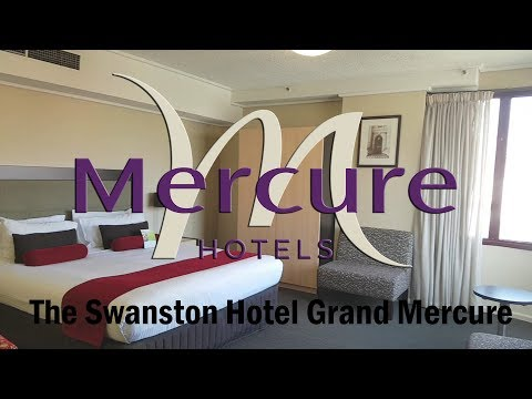Australia Mercure Grand Hotel Melbourne Room Tour
