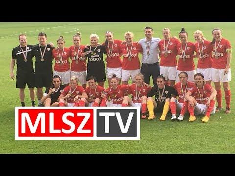 ETO FC Győr - DVTK | 0-2 | JET-SOL Liga | 3. helyért, 2. mérkőzés | MLSZTV