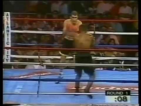 Larry Barnes vs Jeff Passero 24.6.1995