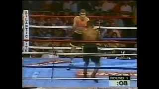 Larry Barnes vs Jeff Passero 24.6.1995