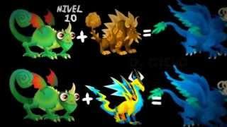 combinaciones de dragones nuevo en dragon city (actualizado)
