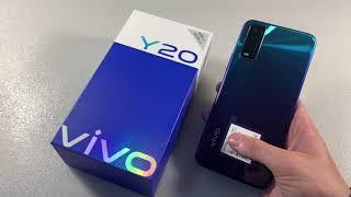 Обзор VIVO Y20 4/64GB