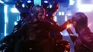 The Flash Out Smarts The Thinker Twice - The Flash S4E9