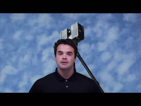 Long Range 3D Scanning Services from Arrival 3D
