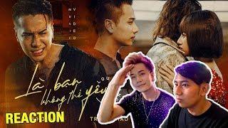 BLACKBI Phát Hiện Có Nàng Tiên Cá trong MV | BLACKBI Reaction Là Bạn Không Thể Yêu   Lou Hoàng