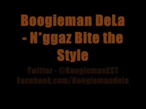 Boogieman DeLa - Niggaz bite the style prod by Hank Mccoy