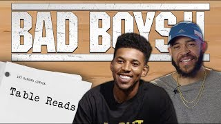 In this installment of 'Table Reads,' the Golden State Warriors' Ja...