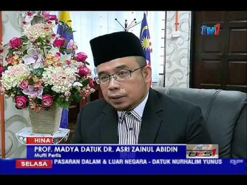 PROF DR P. RAMASAMY HINA DR ZAKIR AMAT DIKESALI- MUFTI PERLIS [12 APR 2016]