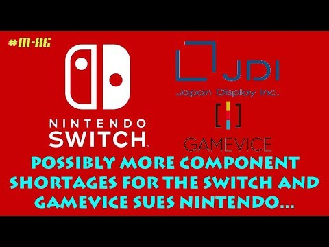Double Whammy for Nintendo: JDI and the Gamevice Lawsuit