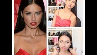 How to : Adriana Lima makeup Thumbnail
