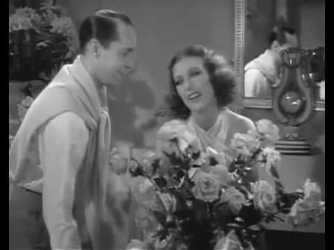 Franchot Tone and Loretta Young